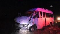 Tunceli'de Trafik Kazası Açıklaması 7 Yaralı