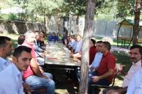 MEHMET NURİ ÇETİN - Varto Kaymakamı Çetin, Okul Müdürleri İle Bir Araya Geldi