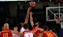 SEMİH ERDEN - 2019 FIBA Dünya Kupası Avrupa Elemeleri Açıklaması Türkiye Açıklaması 79 - Karadağ Açıklaması 69