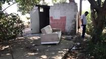 Adana'da Yaralı Bulunan Kadın Hastaneye Kaldırıldı