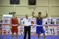 MİLLİ SPORCULAR - Ahmet Cömert Boks Turnuvası'nda Yarı Final Müsabakaları Sona Erdi