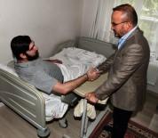 AK Parti Grup Başkanvekili Turan'dan Gaziye Ziyaret