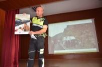 TRAFİK GÜVENLİĞİ - Akseki'de Öğretmenlere Trafik Eğitimi Verildi