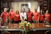 Akut'tan Başkan Ataç'a Ziyaret