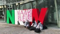 OTURMA EYLEMİ - Almanya'da Ormanda Gösteri Yapan Çevrecilerin Tahliyesi Sürüyor