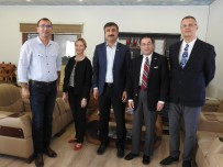 Amerika'nın Adana Konsolosu Alejandro Baez Mardin'e Geldi