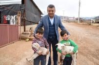 ARAŞTIRMACI - Antalya'da Çocuklar Tarımı Öğrenecek