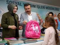 REKOR - Atakum'da 5 Bin Öğrenciye Kırtasiye Yardımı