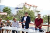 EFES - Aydın Büyükşehir Kuşadası'nı Dinledi