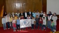 YETİM ÇOCUKLAR - Başkan Altay, Yetim Türkmen Çocuklarla Buluştu