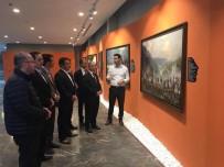 HASAN YAMAN - Başkan Bakıcı, Panorama 1326 Bursa Fetih Müzesi'ni Ziyaret Etti