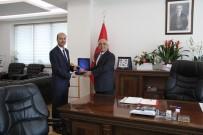 Başkan Bozkurt'tan Bölge Müdürü Yazıcıoğlu'na Hayırlı Olsun Ziyareti