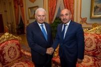 Başkan Kara TBMM Başkanı Yıldırım'ı Ziyaret Etti