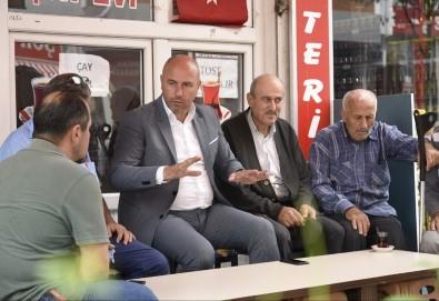 Başkan Togar Açıklaması 'Daha Güzel Bir Tekkeköy İçin Çalışıyoruz'