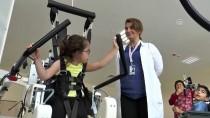 YÜRÜME CİHAZI - Beş Yıldızlı Otel Konforunda Fizik Tedavi Hizmeti