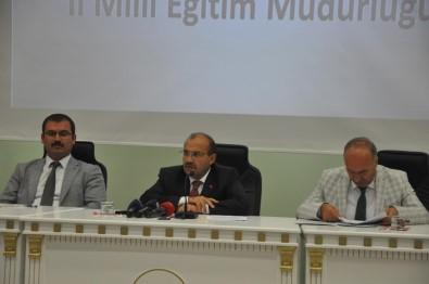 Bitlis Valisi Ustaoğlu Açıklaması 'Uyuşturucu İle Topyekûn Mücadele Edeceğiz'