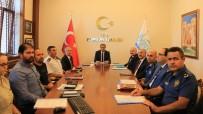 Burdur'da, 'Okul Güvenliği' Toplantısı Yapıldı