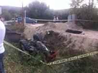 AZERI - Bursa'da Traktör Kazası Açıklaması 1 Ölü