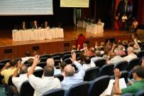 SANAYI VE TICARET ODASı - Büyükşehir Belediye Meclisi Eylül Ayı 2. Birleşimi Yapıldı