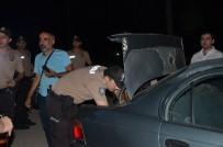 ÇUKUROVA ÜNIVERSITESI - Çamlık Alanda Alkol Alanlara Polis Ve Bekçilerden Uygulama