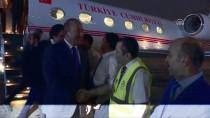 NAVAZ ŞERIF - Çavuşoğlu'ndan Eşini Kaybeden Navaz Şerif'e Taziye Ziyareti