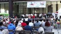 DAVUL ZURNA - Chicago Türk Festivali Başladı