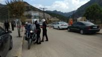 TAŞERON FİRMA - Denizli'de Vinç Halatı Koptu Açıklaması 3 Ölü, 1 Yaralı