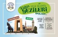 Efeler Belediyesi Kültür Gezileri İçin Başvurular Başladı