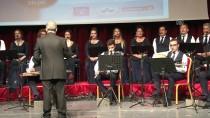 TURNE - Elazığ Devlet Türk Müziği Korosu Konser Verdi