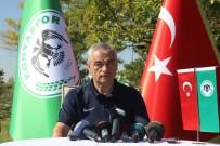 RıZA ÇALıMBAY - 'Fenerbahçe Maçında Kazanmak İçin Her Türlü Riske Girebiliriz'