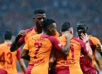 BÜLENT YıLDıRıM - Galatasaray'dan Farklı Galibiyet