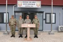 KARA KUVVETLERİ KOMUTANI - Genelkurmay Başkanı Orgeneral Güler, Gaziantep, Kilis Ve Hatay'da İncelemelerde Bulundu