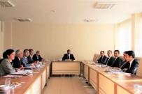 TÜRK LIRASı - Giresun'da KÖYDES Projeleri Değerlendirildi