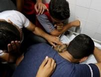 GAZZE - İşgalci İsrail Filistin'de biri çocuk 3 kişiyi daha şehit etti