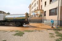 EĞİTİM YILI - Haliliye'de Okul Bahçelerinde Temizlik Çalışmaları Sürüyor