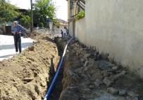 ŞEBEKE HATTI - İbrahimağa Mahallesi'nde Alt Ve Üstyapı Dönüşümü Başladı