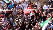 PROTESTO - İdlib'de Rejim Karşıtı Gösteri