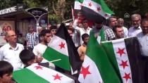 İNSANİ KRİZ - İdlib'e Hava Saldırılarına Tepki