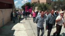 SES BOMBASI - İsrail Güçlerinin Batı Şeria'daki Gösterilere Müdahalesinde 3 Kişi Yaralandı