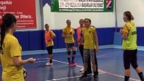 AVRUPA HENTBOL FEDERASYONU - Kastamonu Belediyespor, Brühl Maçlarına Hazır