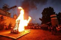 MEHMET SIYAM KESIMOĞLU - Kırklareli'de 'Kakava Ateşi' Kadınlar İçin Yandı