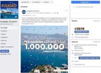 FACEBOOK - Kuşadası Güvercin 1 Milyon Takipçiye Ulaştı