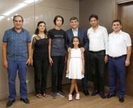 EĞİTİM HAYATI - LGS Türkiye Birincisi Berke'den Fadıloğlu'na Ziyaret