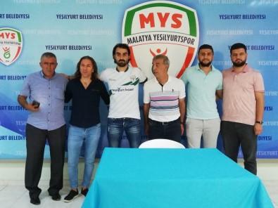 Malatya Yeşilyurt Belediyespor'da Toplu İmza Töreni