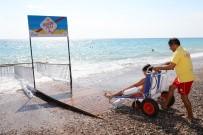 ENGELLİ RAMPASI - Manavgat Belediyesi'nden 2. Özgür Plaj