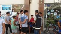 GÜVEN TİMLERİ - Manavgat Polisinden Okul Öncesi  Park Ve İnternet Kafe Denetimi
