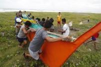 METEOROLOJI - Mangkhut Tayfunu Güneydoğu Asya'da Milyonları Tehdit Ediyor