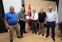 Masterler Derneği'nden Başkan Çoban'a Ziyaret