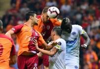 BÜLENT YıLDıRıM - Mbaye Diagne, Galatasaray'ı Da Boş Geçmedi