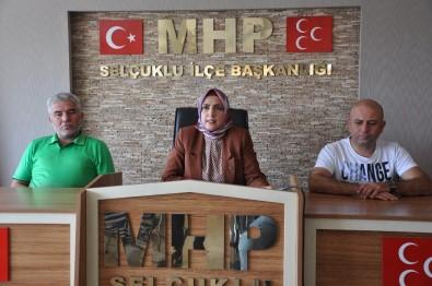 MHP'li Çipan Açıklaması Konya'nın Köklü Ve Derinlemesine Bir Değişime İhtiyacı Vardır